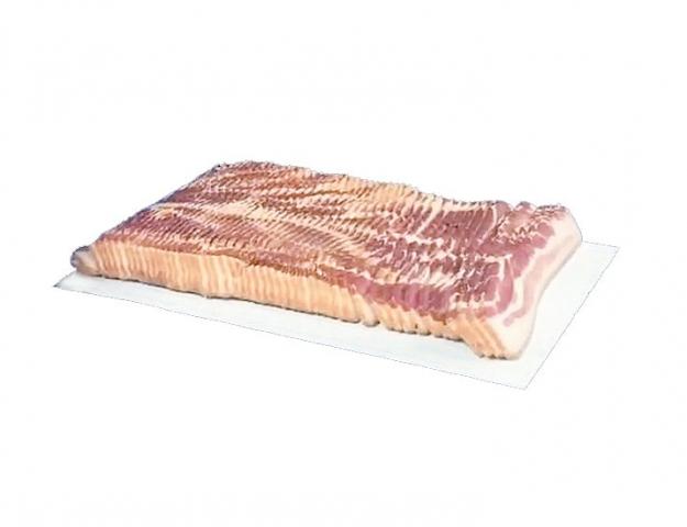 sheeted platter